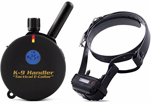 Educator K9-400 B37 Handler 3/4 Mile Remote Dog Training Collar, 37' Bungee Collar