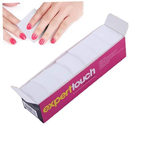 KHHGTYFYTFTY Nail 325PCS sin Pelusas Almohadillas de algodón de uñas de Arte Polaco del Gel removedor Suave Absorbente algodón paño para salón de Belleza o de Bricolaje Uso