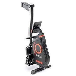 CIRCUIT FITNESS Circuit Fitness Folding Magnetic Rowing Machine - Cardio Body Building Rower AMZ-979RW