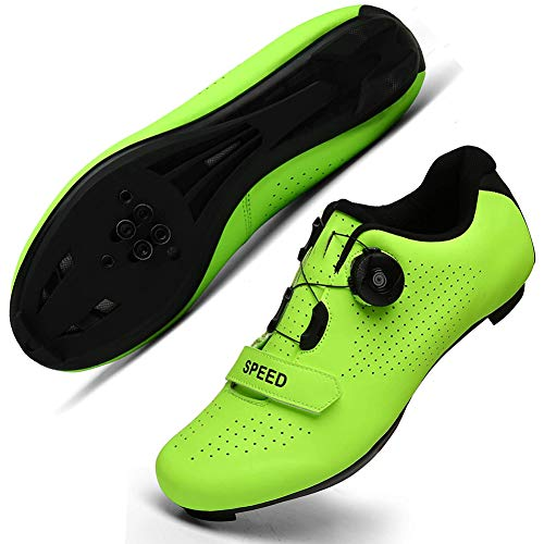 Cycling Shoes for Men Women Road Cycling Riding Shoes Road Bike Mens with...