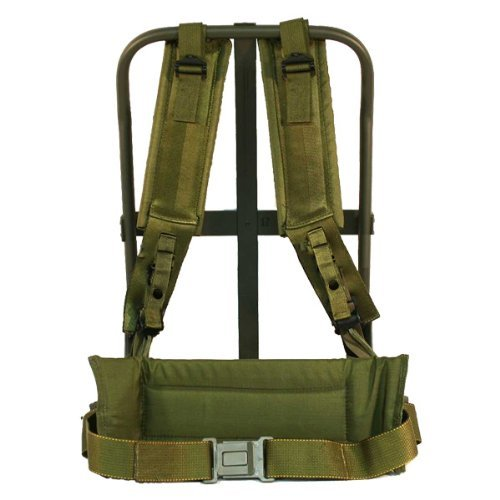 Army Universe New Olive Drab Alice Pack Frame with OD Straps by