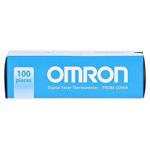Omron Probe Pencil Effect Set 100Decken für Thermometer rectaux