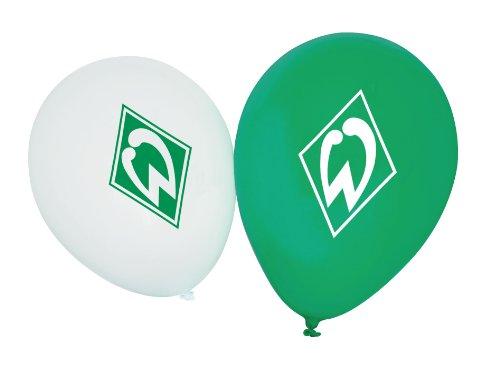 Werder Bremen Luftballons (10er-Set)
