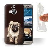 Hülle Für HTC One M9+/Plus Süß Baby Tier Fotos Netter