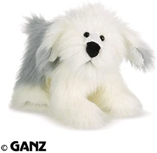 Webkinz Old English Sheepdog with Trading Cards