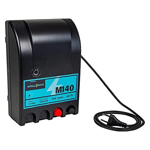 Intellishock M140 - Electrificador de vallas para pastos, 230 V, para vallas...