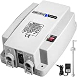 VEVOR Bottled Water System 20 ft Water Dispensing System Single Inlet US Plug New Style with AC/DC Adapter Suitable for Refrigerator Ice Maker Coffee Makers and Water Dispensers