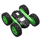 LinGO RC Coche 2,4G 4WD Truco Deriva Deformación Buggy De Coche 360 Grados Flip Vehículo Robot Modelos De Alta Velocidad Rock Crawler