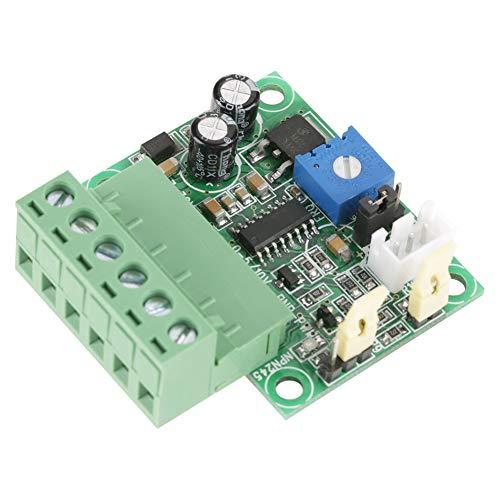 Affordable Wal front 0-5V/0-10V Converter Module Analog Input Voltage to 0-100% PWM Signal 2KHZ-20KHZ