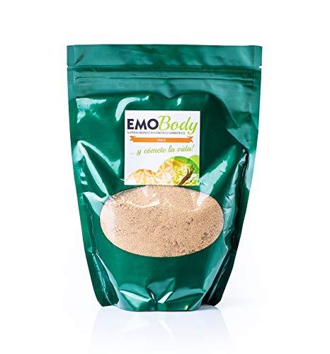 EMO Body Prebiótico 250 gr Salvado de Arroz Fermentado –