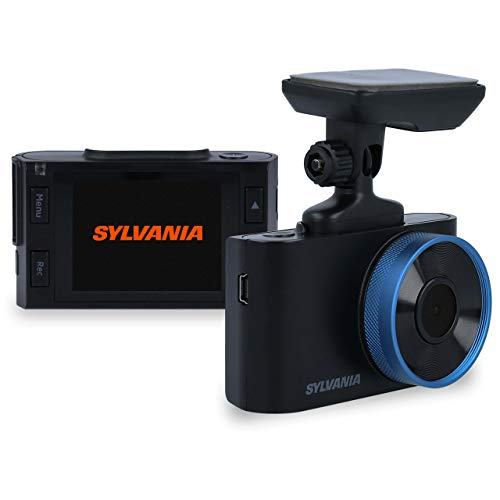 SYLVANIA – Roadsight Plus Dash Camera –