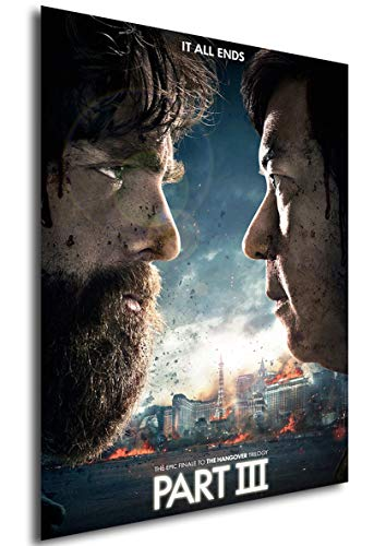 Instabuy Poster The Hangover Part III - Theaterplakat - A3 (42x30 cm)