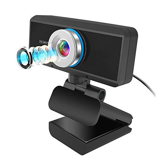 Webcam USB Camera, Lens, Computer Web Live Camera 2 Million Pixels with Microphone