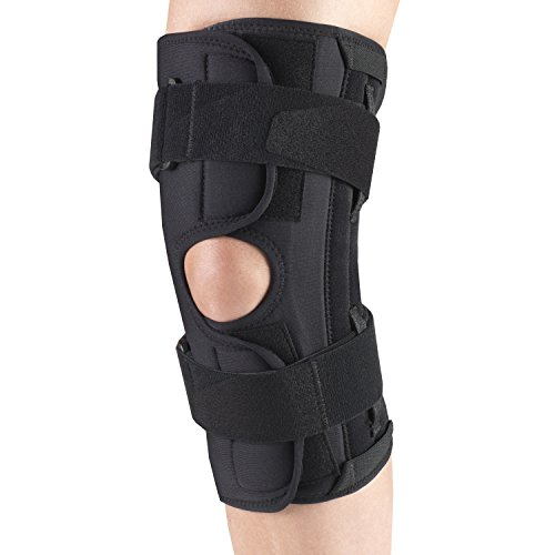 OTC Orthotex Knee Stabilizer Wrap with Spiral Stays, Large