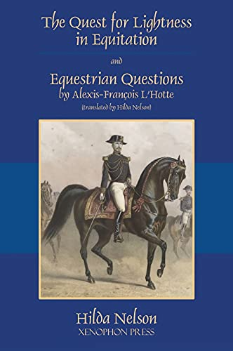 The Quest for Lightness in Equitation and Equestrian Questions (translation)