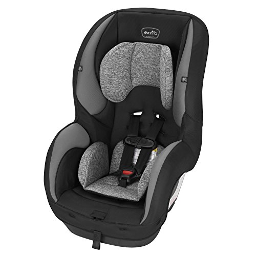 Best Review Of Evenflo SureRide DLX Convertible Car Seat, Carson