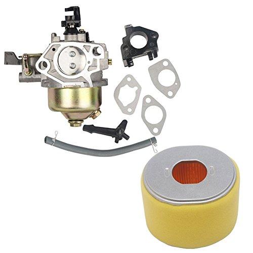 OuyFilters - carburateur met luchtfilter, voor Gx340 / Gx390, 11 pk / 13 pk, motorgrasmaaier