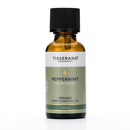 Tisserand Aromatherapy Peppermint Organic Essential Oil, 30 ml