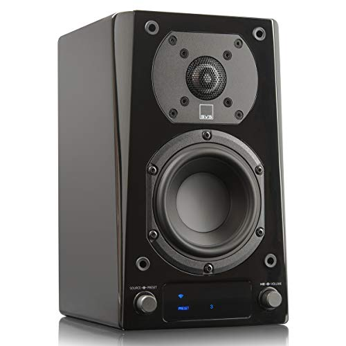 SVS Prime Wireless Speaker (Piano Black Gloss)