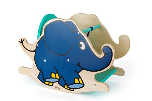 small foot design- Éléphant à Bascule & Quot-la Souris & Quot, 10819