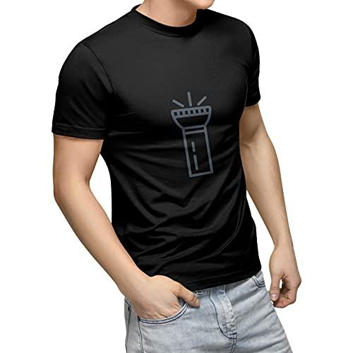 Bonamaison TRTSNB100016-L Camiseta, Negro, 50 Unisex Adulto