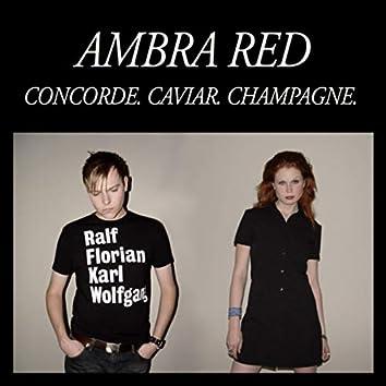 Concorde. Caviar. Champagne.