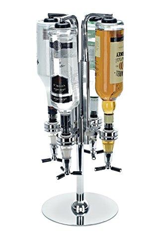 Four Bottle Bar Optic