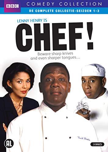 Chef! - De Complete Collectie: Seizoen 1-3 (DVD) 2017