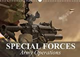 Special Forces Army Operations (Wall Calendar 2022 DIN A3 Landscape): Missions with the most advanced technology (Monthly calendar, 14 pages )