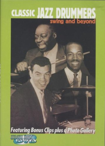 Classic Jazz Drummers Swing And Beyond [US-Version] Mainstream Jazz