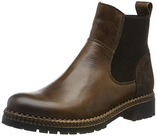 Tamaris Damen 1-1-25446-23 Chelsea Boots, Braun (Mocca Comb 303), 39 EU