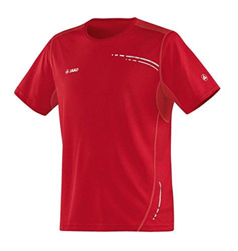 JAKO T- Shirt Speed Homme, Weiß, L