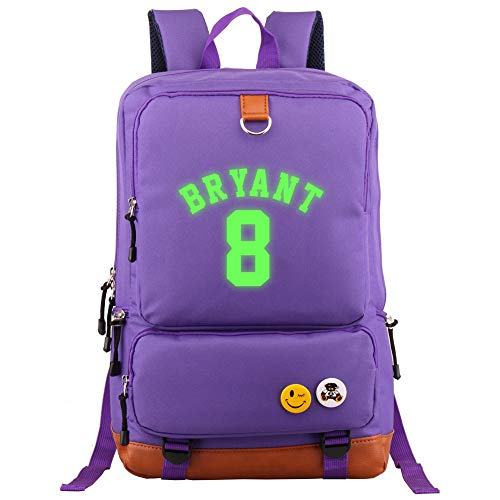 Luminous Casual Daypack, Large Lightweight School Backpack, Travel Hiking Rucksack, Bryant Legend 8 Backpack Medium Color-3