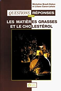 Paperback QUESTIONS REP.MATIERES GRASSES [S] [French] Book
