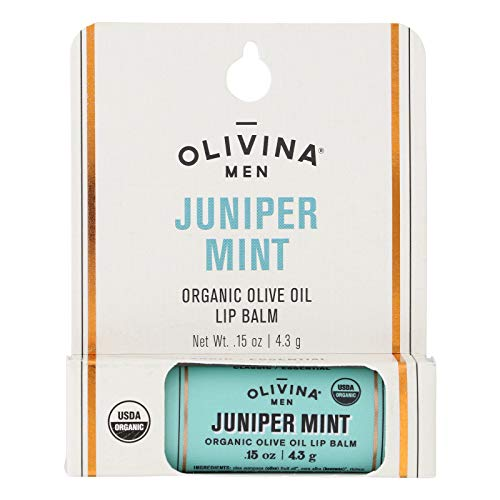 Price Drop Olivina Men Lip Balm No Promo Code Needed