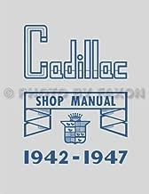 1942-1947 Cadillac Repair Shop Manual Reprint