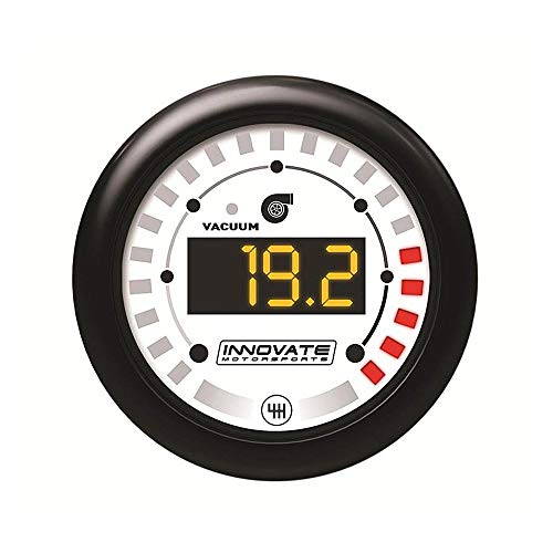 Innovate Motorsports 3851 MTX Digital Series Dual Function Vacuum/Boost and Shift Light Gauge Kit