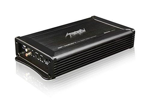 SPECTRON SP-N2107 2-Kanal Verstärker 2 x 80 Watt