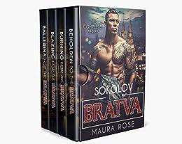 Sokolov Bratva: The Complete Series by [Maura Rose]