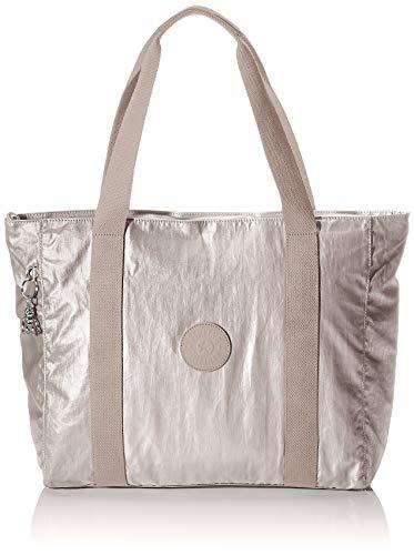 Kipling Asseni Luggage, 20.0 liters, Metallic Rose