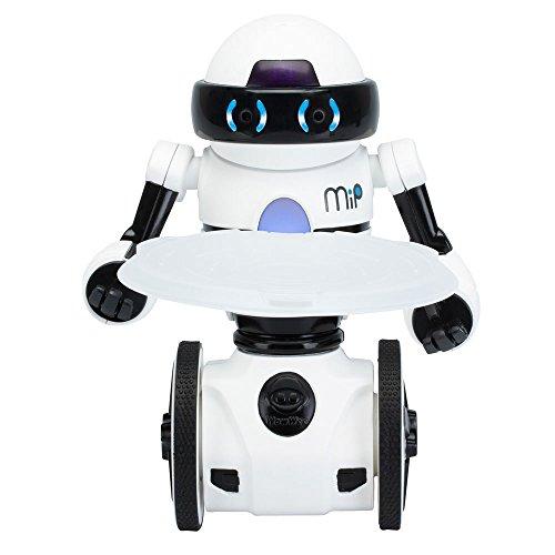 WowWee MiP Robot - Juguetes de control remoto (AAA, 110 mm, 165,1 mm, 225 mm, Android, iOS, Caja cerrada) , color/modelo surtido