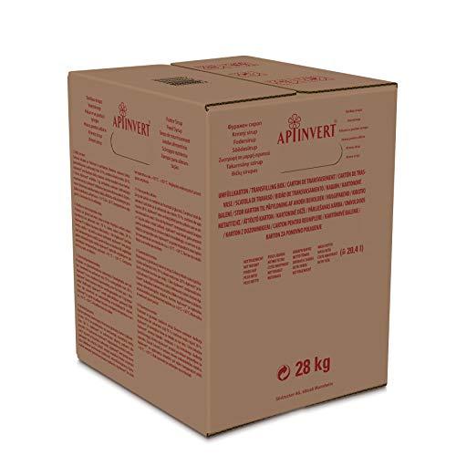 Apiinvert Südzucker Bienenfutter 28 kg Karton