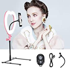 how to use selfie ring light