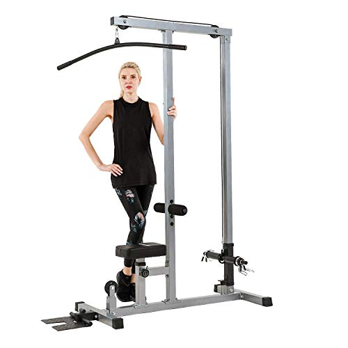 Vanswe LAT Pulldown Low Row Cable Pull Down Machine