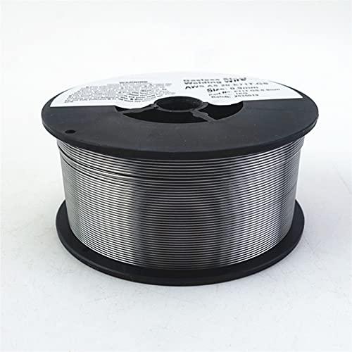 Ztengyu-Soldadura de alambre MIG sin gasolina de alambre de alambre de soldadura con flojo auto protegido, 0.8 mm / 0.9mm, sin gas E71T-GS Materiales de soldador de acero al carbono de hierro de hierr