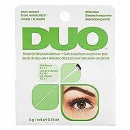 Duo Brush On Striplash Adhesive -White (5g)