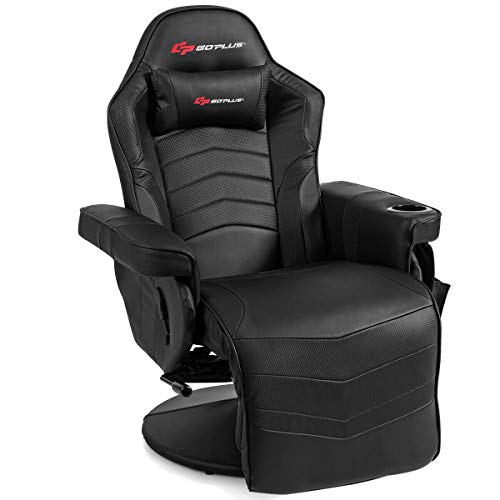 Goplus Massage Gaming Chair
