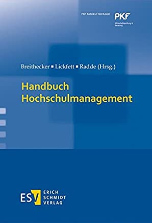 Handbuch Hochschulmanagement