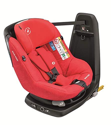 Maxi-Cosi Axissfix Kinderautositz I-Size Gruppe 1, 9-18 kg ca. Unisex Farbe Nomad Red
