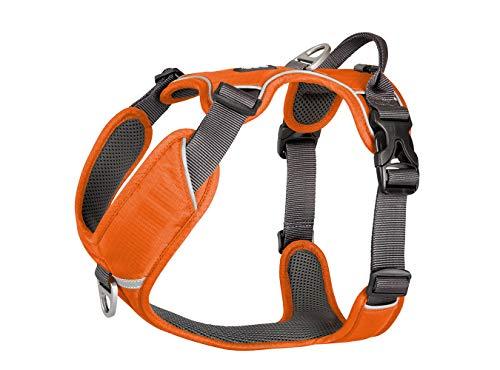 Dog Copenhagen Harnais Confort Walk Pro pour Chien Orange Taille M